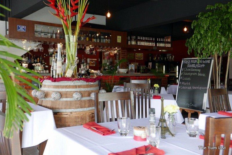 French dining in Kuala Lumpur