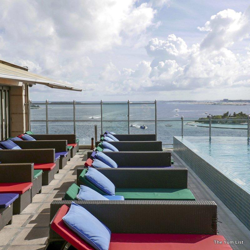Hotel Jen Male Maldives