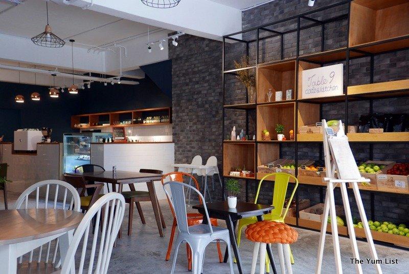 Table 9, Bangsar