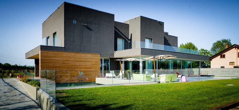 Casa Format, Orbassano, Piedmont, Italy