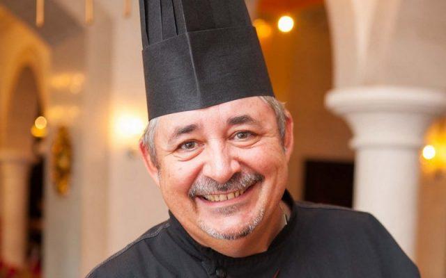 Chef Antoine Rodriguez, Le Meridien Kuala Lumpur