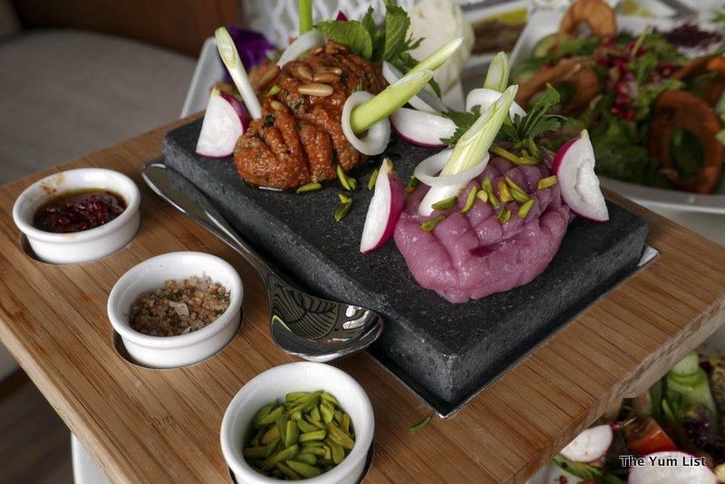 best Middle Eastern restaurants in Abu Dhabi