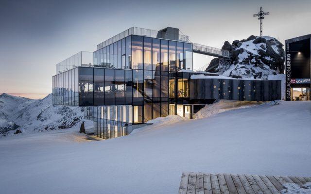 ice Q, Soelden, Austria