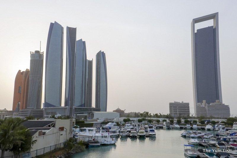 Byblos Sur Mer, Lebanese Restaurant, Abu Dhabi
