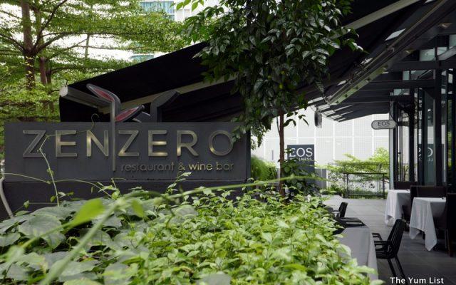 Zenero Italian Restaurant and Wine Bar, KL
