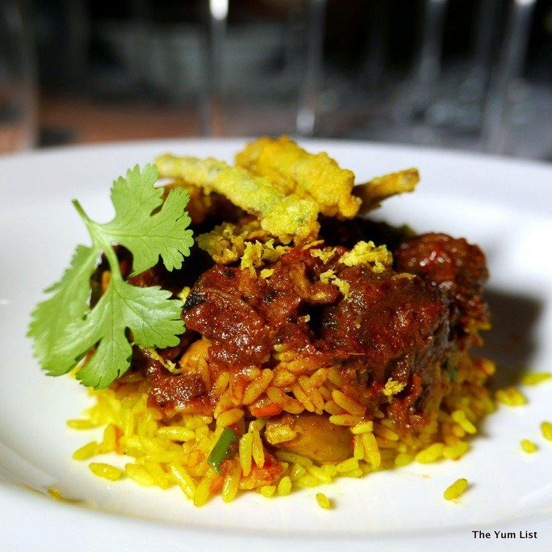 Aliyaa, Sri Lankan Restaurant, KL