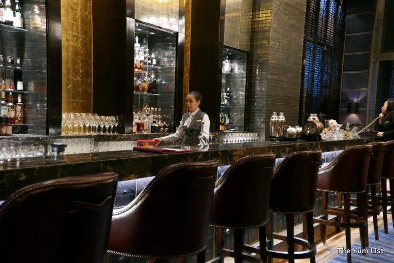 Astor bar cocktails at the st regis kuala lumpur
