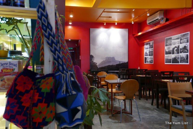 Casa Latina & Cacao Lab, Ampang