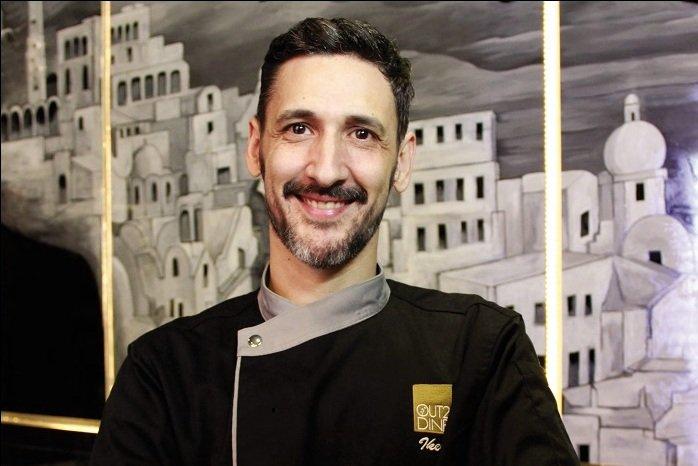 Chef Iker Fernandez