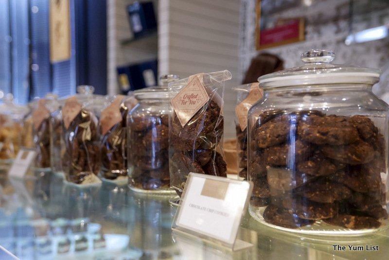 Scrumptea-Delicious, Chocolate Afternoon Tea