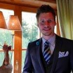 Johannes Kohler - youngest sommelier in Italy