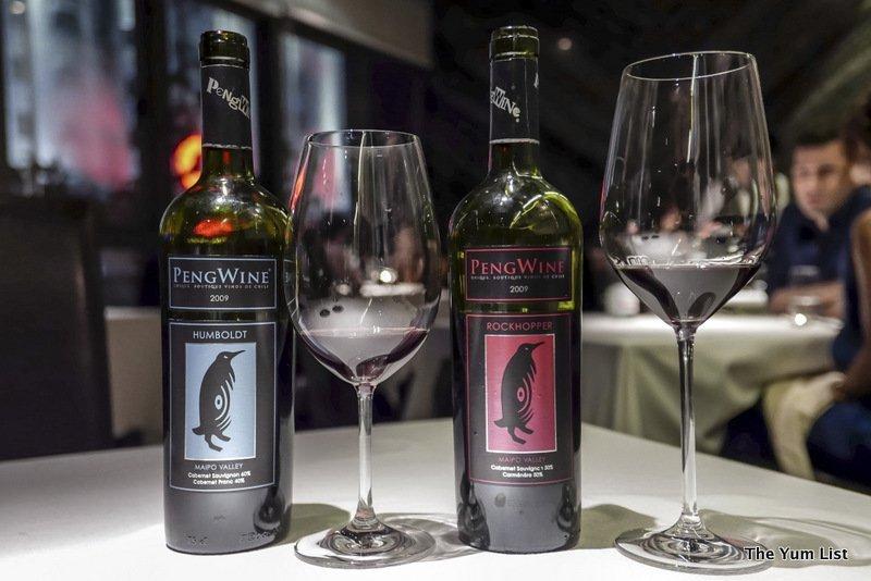 PengWine, Premium Wines, Chile