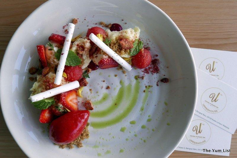 Upperhouse Kitchen & Dessert Bar