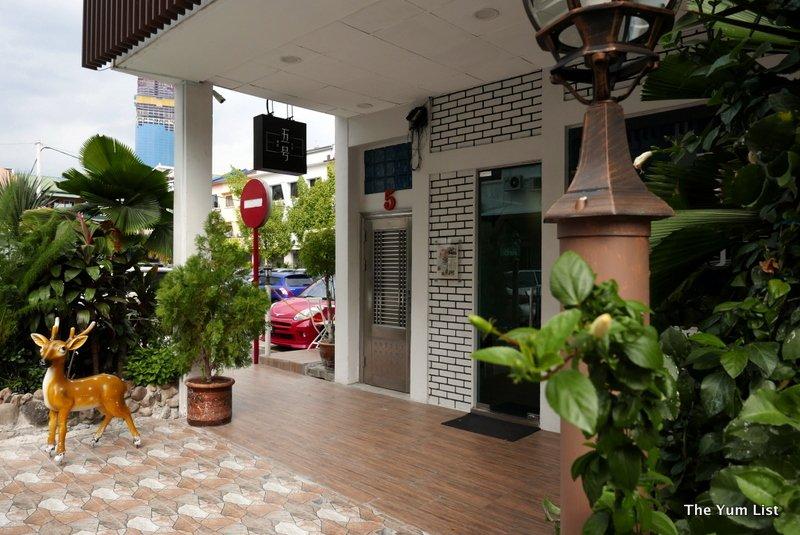 Cafe 5, Pudu