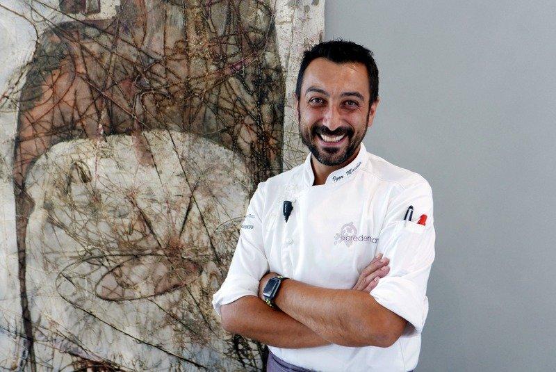 La Credenza Igor Macchia : Pure culinary excellence chef igor macchia muscat daily