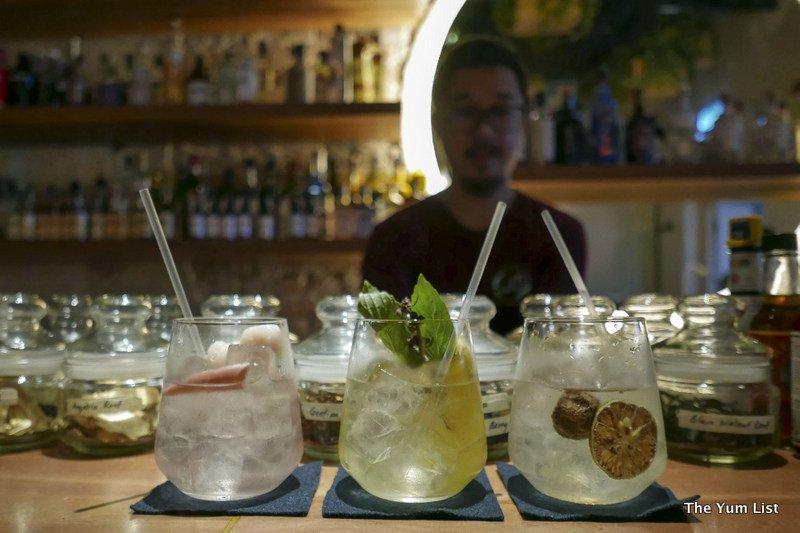 Pahit Gin Bar