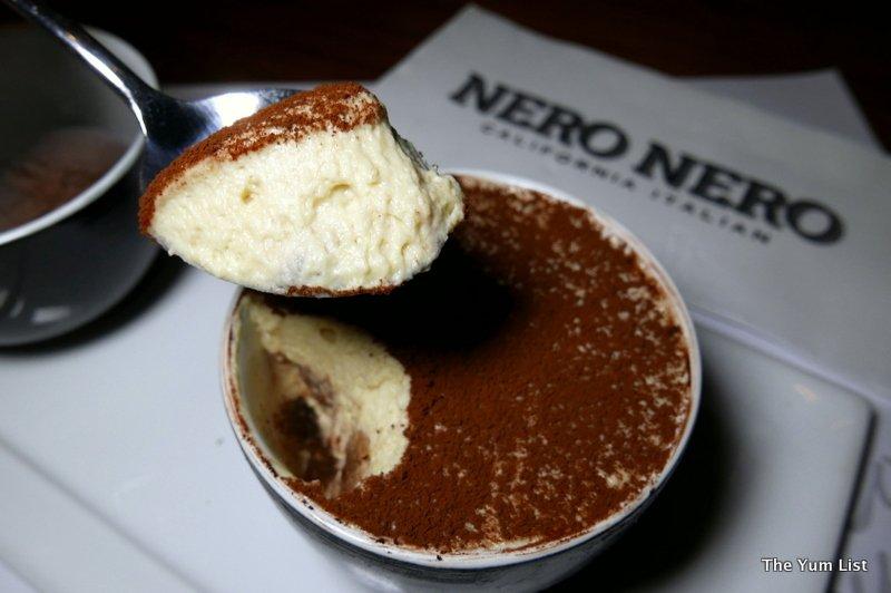 Nero Nero California Italian DC Mall