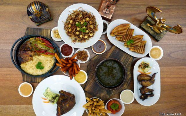 Tut's Egyptian Eatery 1 Utama