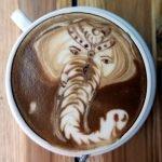 Saffron Coffee, Luang Prabang