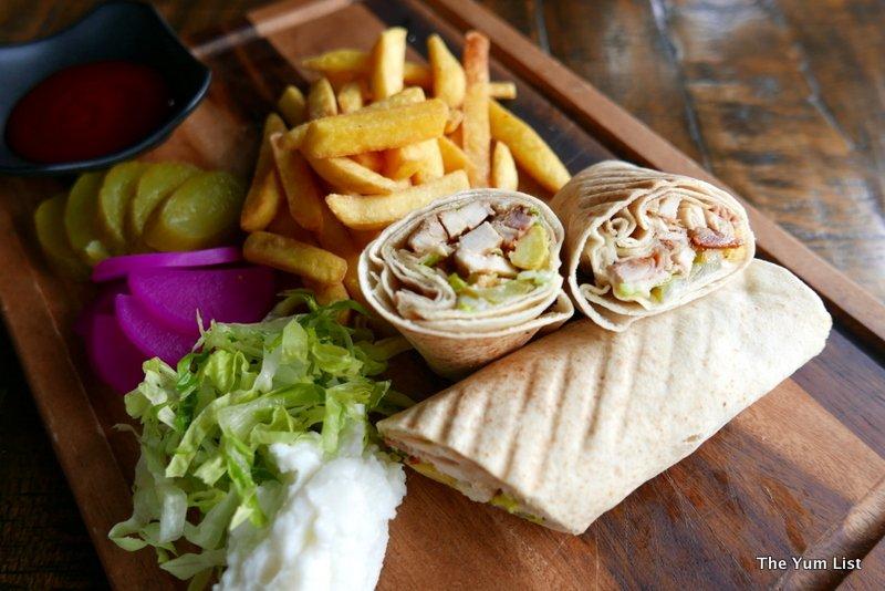 Byblos, Lebanese Restaurant, TREC KL