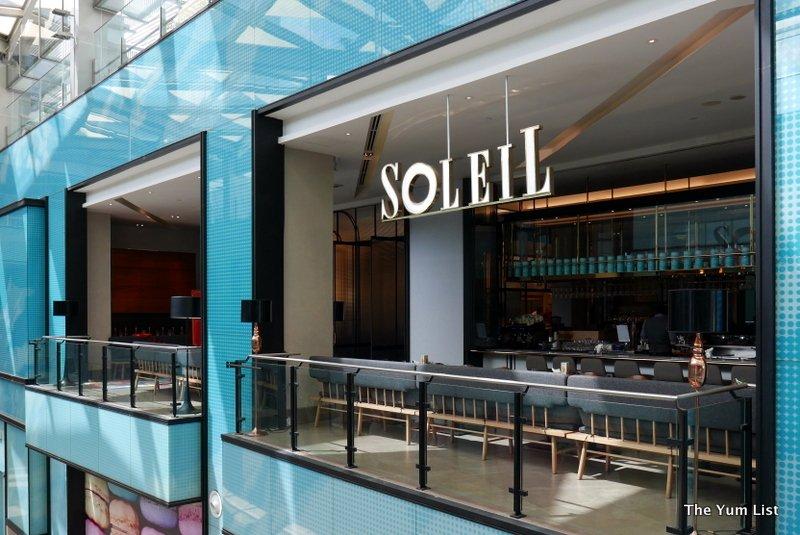 Soleil, DC Mall