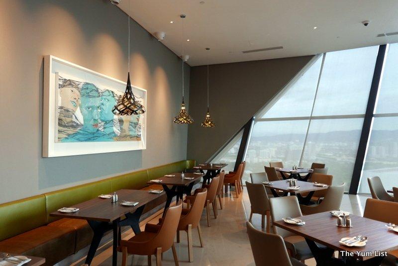 trace restaurant and bar element kuala lumpur the yum list. Black Bedroom Furniture Sets. Home Design Ideas
