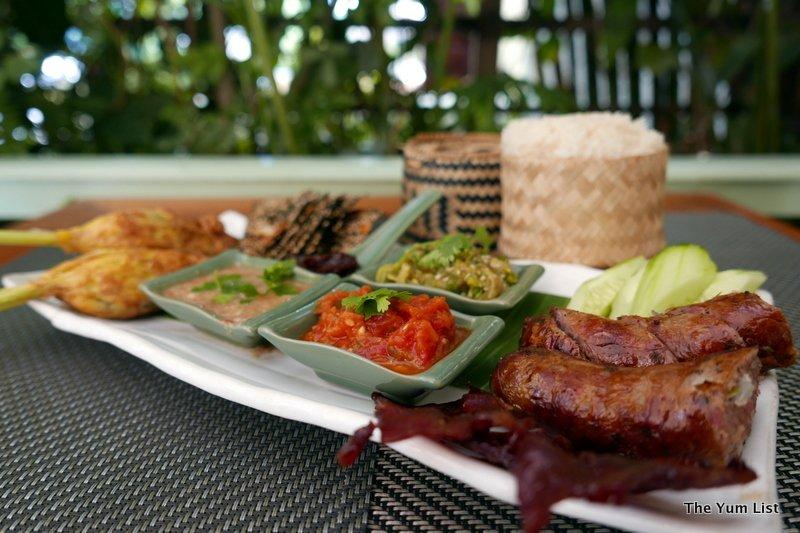 Tamarind Restaurant, Luang Prabang