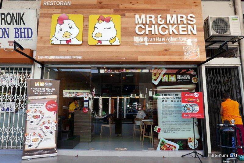 Mr & Mrs Chicken, Pudu