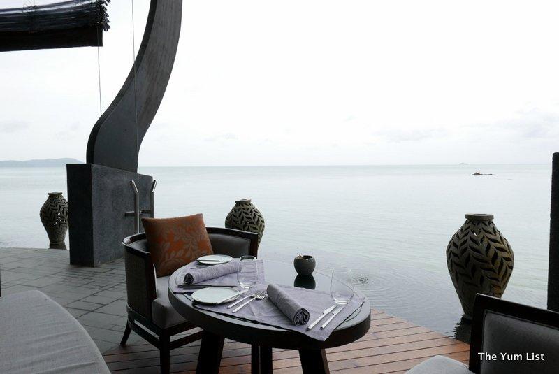 The Beach Grill, The Ritz-Carlton, Langkawi