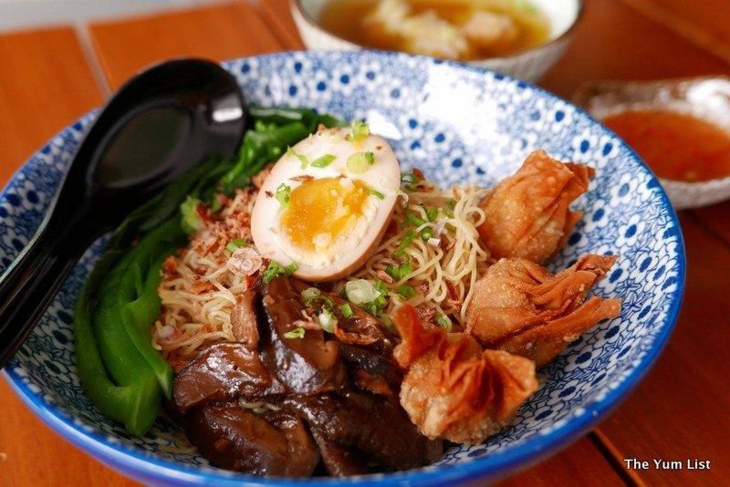 Contemporary Malaysian cuisine