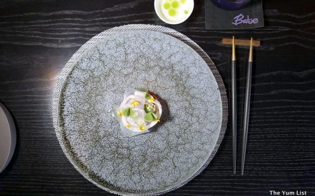 Kanpachi Noodles