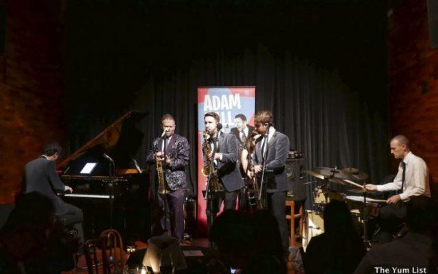 Adam Hall at No Black Tie
