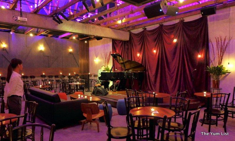 best live jazz music venues Kuala Lumpur