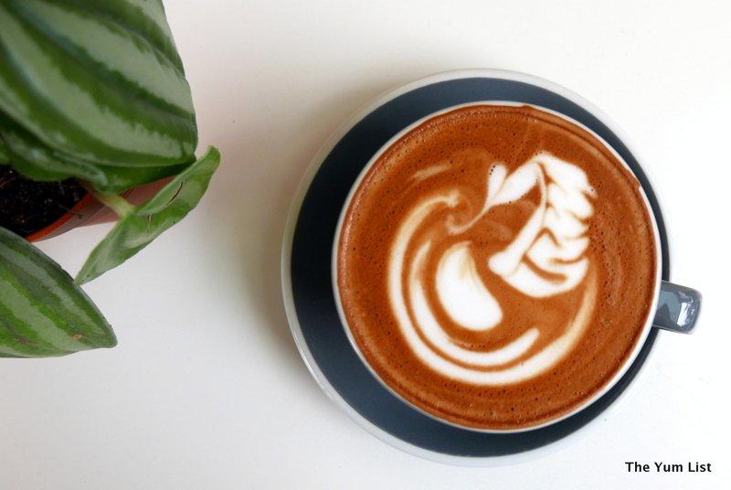 Mikro, Coffee Shop, Melawati