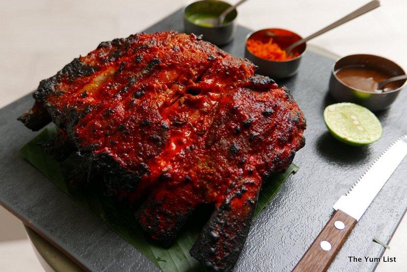Indian pork restaurant in Kuala Lumpur