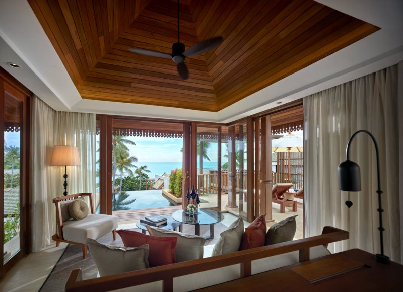 The Ritz-Carlton, Koh Samui, Thailand