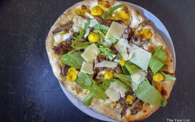 Pizza Anatra