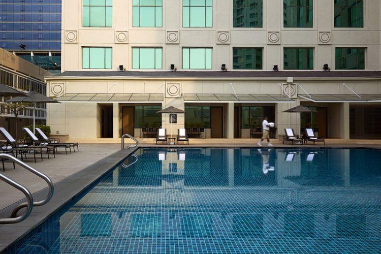 JW Marriott Kuala Lumpur Pool