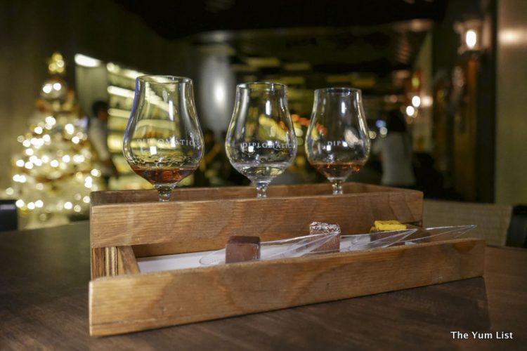 Venezuelan Diplomatico Rum and Chocolate Pairing