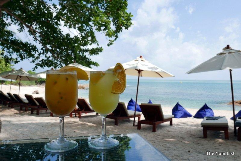 Sea Salt, The Ritz-Carlton, Koh Samui
