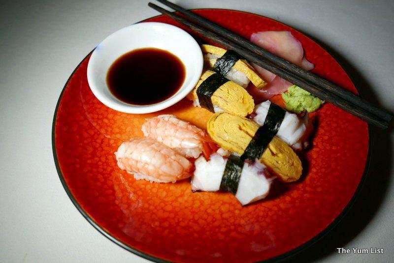 Japanese restaurant in koh samui amber intercontinental for Amber asian cuisine