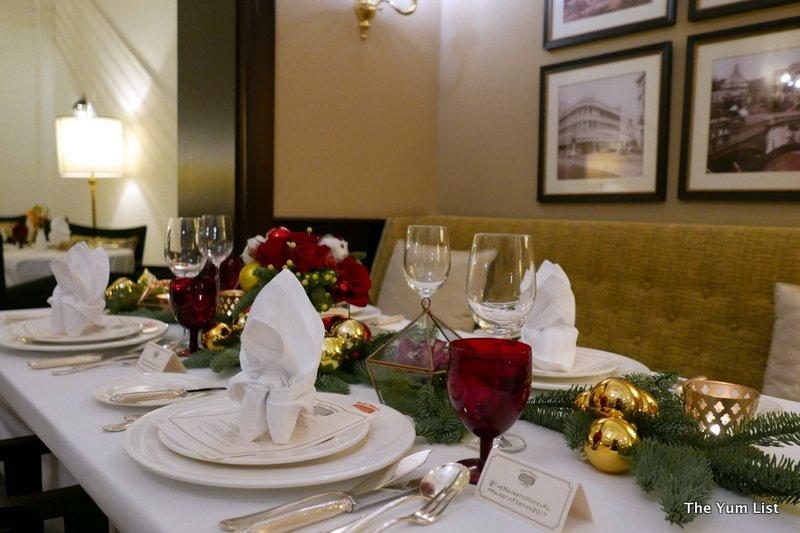 The Majestic Hotel Kuala Lumpur, Christmas & New Year