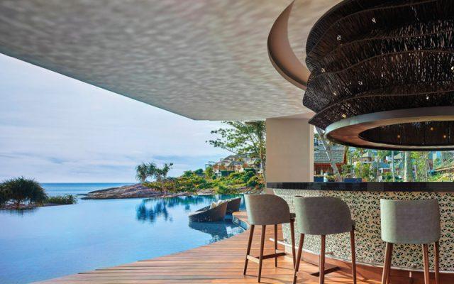 Tides, Cevicheria and Cocktail Bar, The Ritz-Carlton, Koh Samui