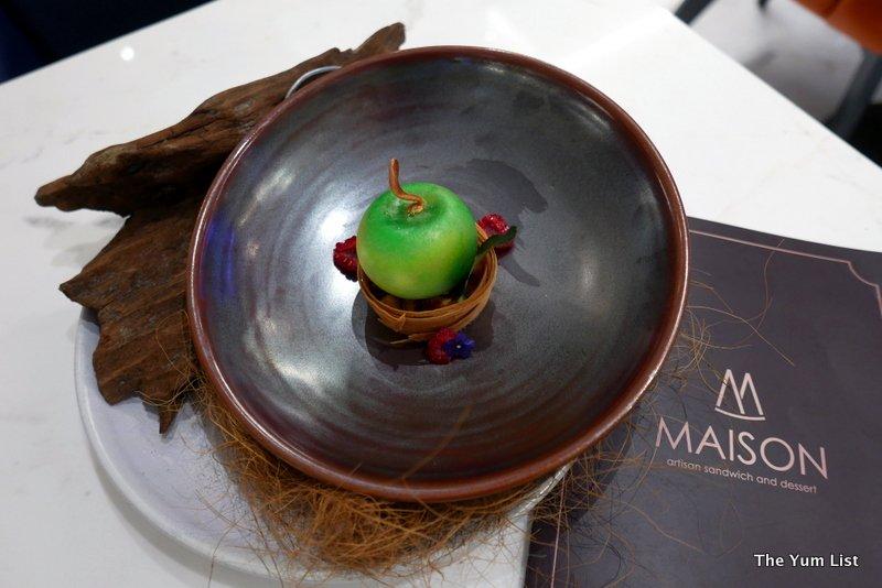 Maison Pavilion, Artisan Dessert and Sandwiches