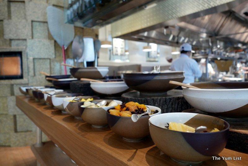 Breakfast Buffet Park Hyatt Saigon