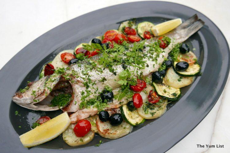 best Italian restaurants Damansara