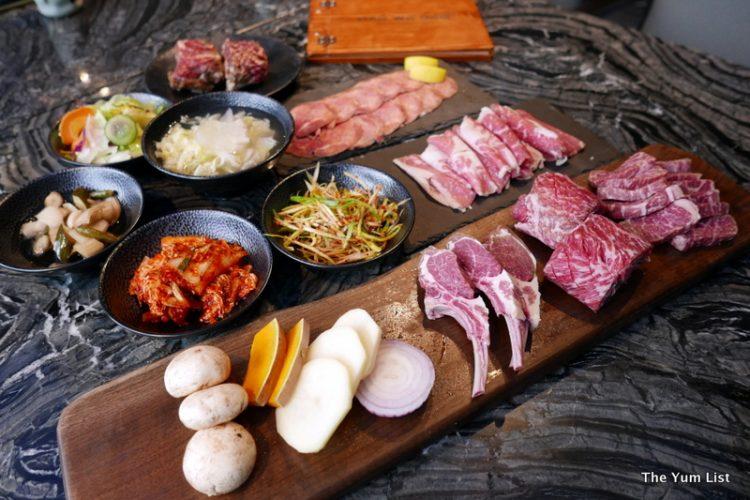 The Korean BBQ Feast