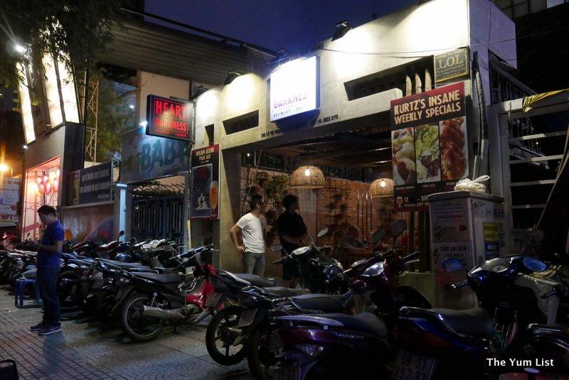 Best Restaurants Saigon