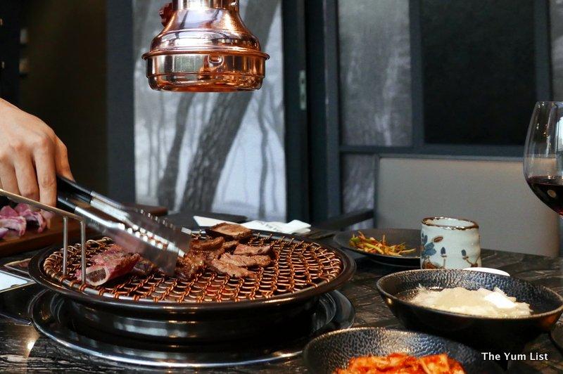 New Restaurants KL, Han Wa Dam, Korean BBQ, KL