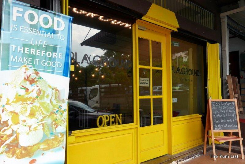 Playground Coffeery, Cafe Melawati